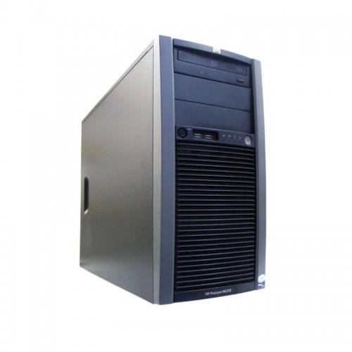 HP PROLAINT ML 310 Xeon E3120-2x3,16GHz/4GB D2/HD:250GB