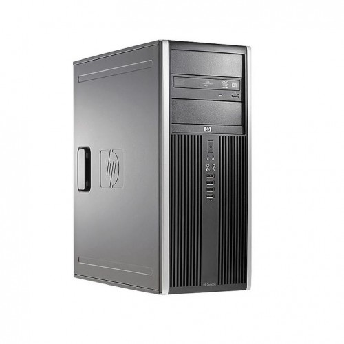 HP 8100 CMT Tower i5-650 4M Cache, 3.20GHz/4GB/250GB